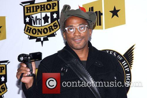 Q-Tip 2008 VH1 Hip Hop Honors - Arrivals...