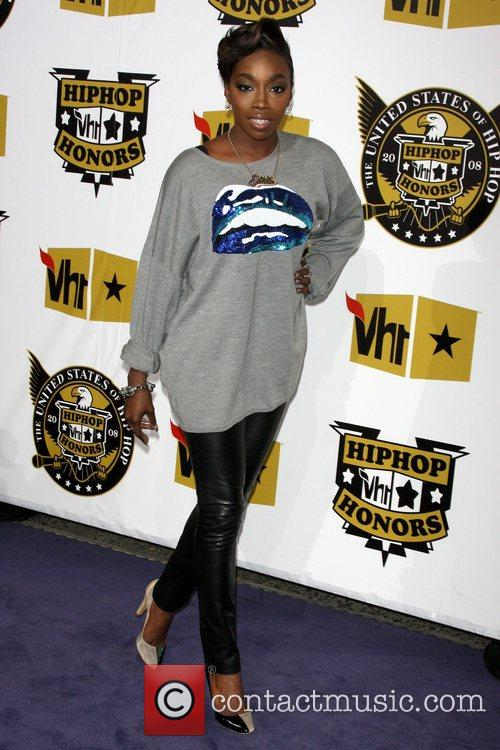 Estelle 2008 VH1 Hip Hop Honors at the...