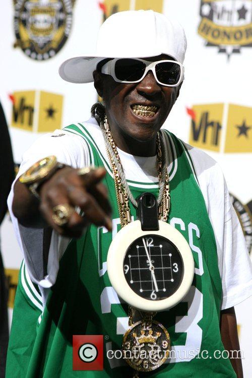 Flavor Flav 2008 VH1 Hip Hop Honors at...