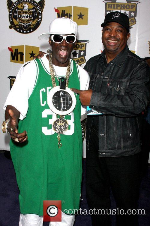 Flavor Flav and Chuck D 2008 VH1 Hip...