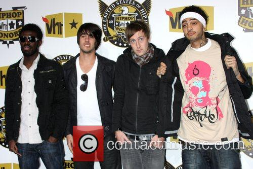 Gym Class Heroes 2008 VH1 Hip Hop Honors...