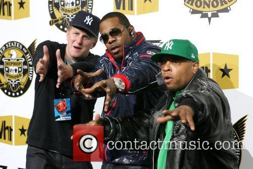 Michael Rapaport, Busta Rhymes and Vh1 7