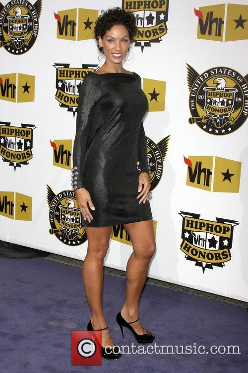 Nicole Murphy 2008 VH1 Hip Hop Honors at...