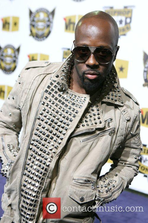 Wyclef Jean 2008 VH1 Hip Hop Honors at...