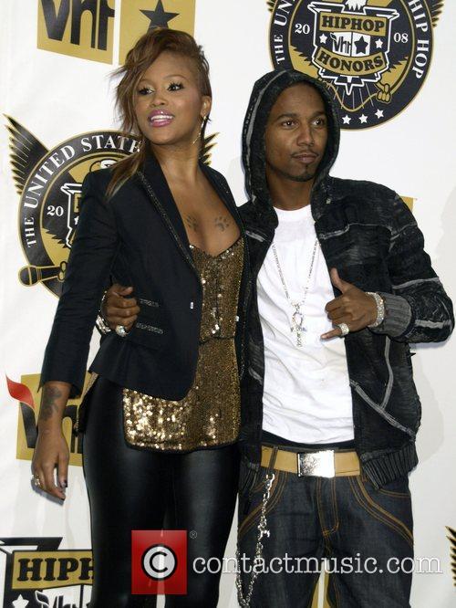 Eve and Juelz Santana 2008 VH1 Hip Hop...