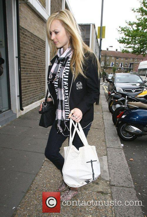 Arriving at a studio in West London ahead...