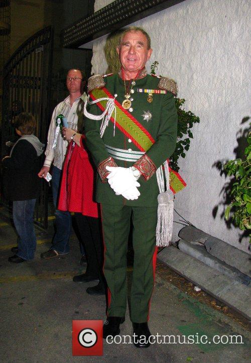 Frederic Prinz von Anhalt at the Hollywood Santa's...