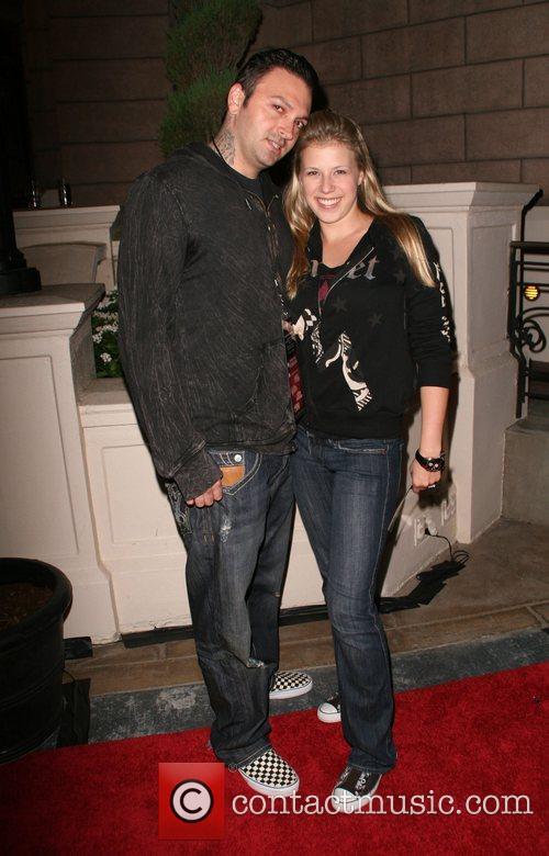 Jodie Sweetin with her husband Cody Herpin Eyegore...