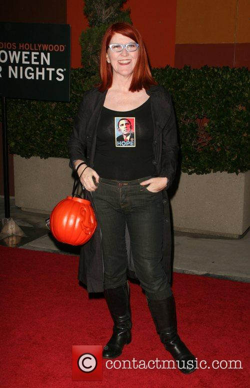 Kate Flannery Eyegore Awards and Halloween horror fest...