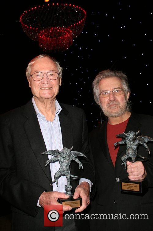 Roger Corman and Tobe Hooper Eyegore Awards and...