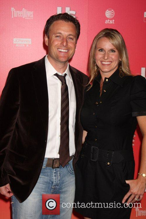 Chris Harrison and Wife  The US Weekly...