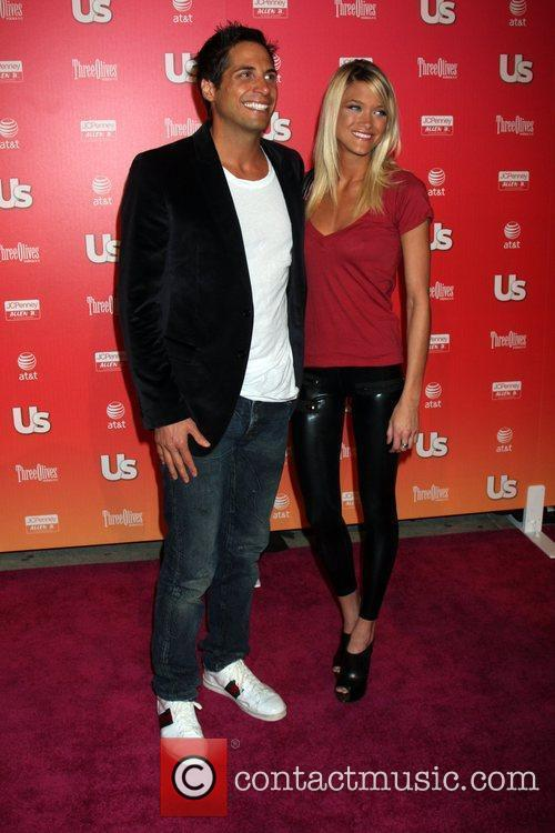 Joe Francis and Guest The US Weekly 'Hot...