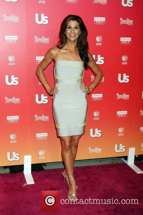 Samantha Harris The US Weekly 'Hot Hollywood' issue...