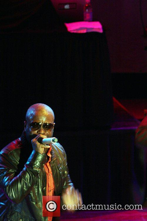 Black Thought The Common and Friends Benefit concert...