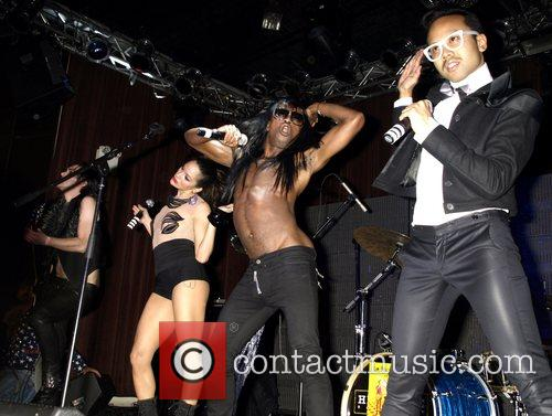 Perform live at 'Haus of Gaga Presents: The...