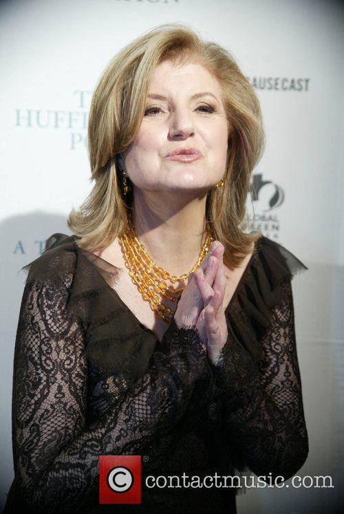 Arianna Huffington 1