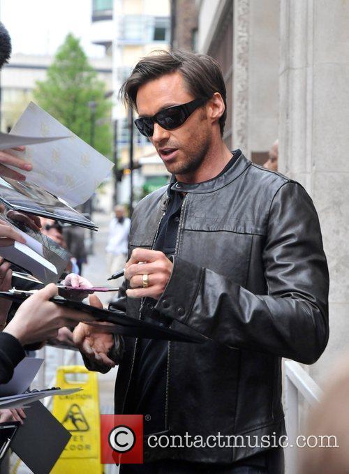 Hugh Jackman, Wolverine and X-men 5
