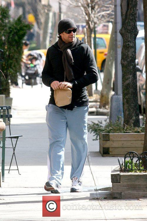 Out and about in Manhattan while carrying a...