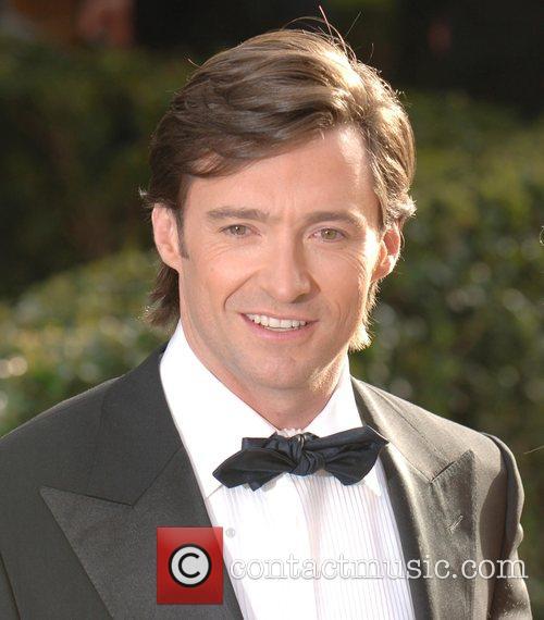 * JACKMAN NAMED OSCAR HOST Australian actor HUGH...
