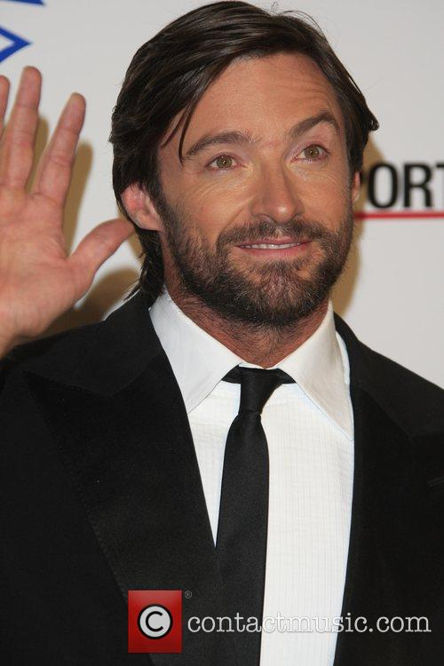 * JACKMAN NAMED OSCAR HOST Australian actor HUGH...