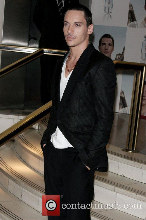 Jonathan Rhys Meyers launches the new fragrance by...