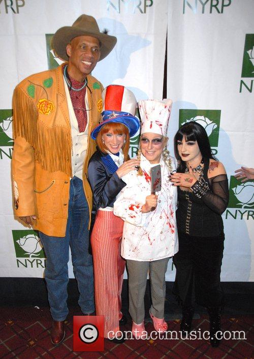 Kareen Abdul, Bette Midler and Kathy Griffin 1