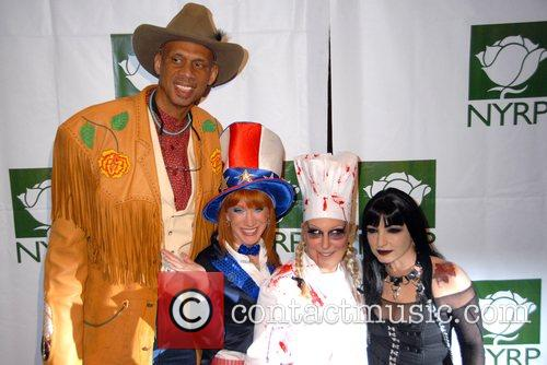 Kareen Abdul, Bette Midler and Kathy Griffin 2