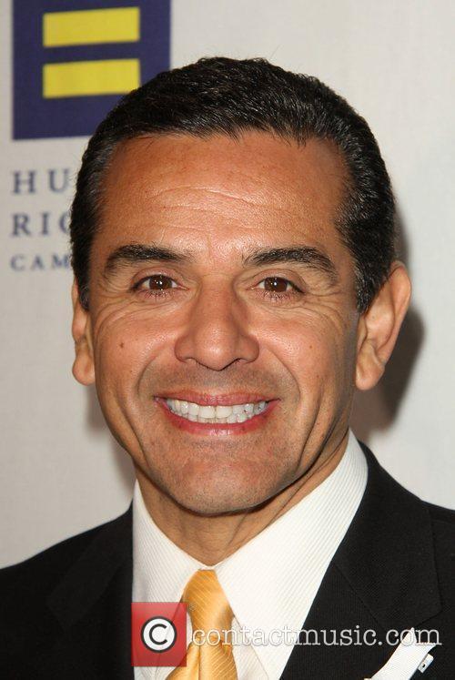 Antonio Villaraigosa Human Rights Campaign's annual gala and...
