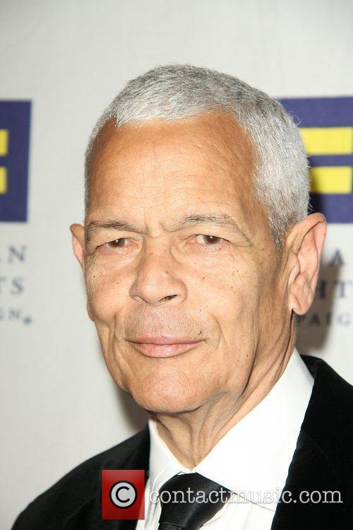 Julian Bond Human Rights Campaign's annual gala and...