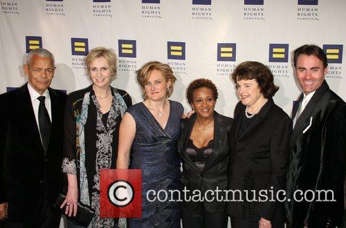Julian Bond, Jane Lynch, Kelsey Bray, Wanda Sykes,...