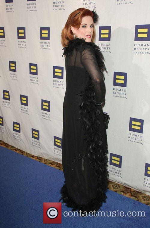 Kat Kramer Human Rights Campaign's annual gala and...