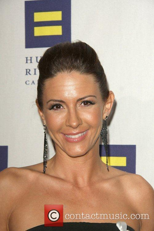 Michelle Clunie Human Rights Campaign's annual gala and...