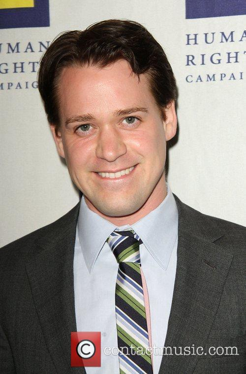 T.R. Knight Human Rights Campaign's annual gala and...