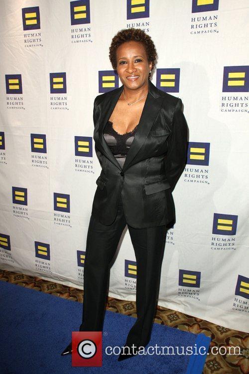Wanda Sykes Human Rights Campaign's annual gala and...
