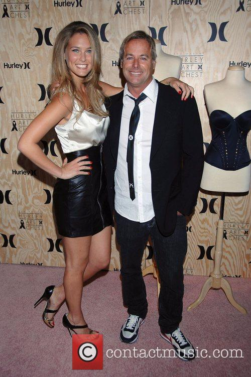 Bar Refaeli and Rob Hurley The 2nd Annual...