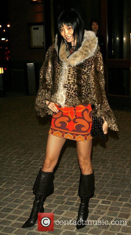 Irina Pantaeva attends a private screening of 'I...