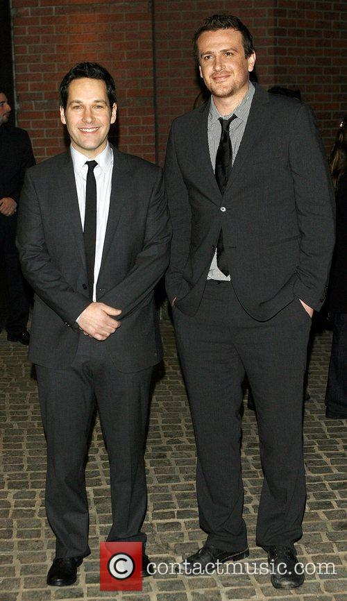 Paul Rudd and Jason Segel 6