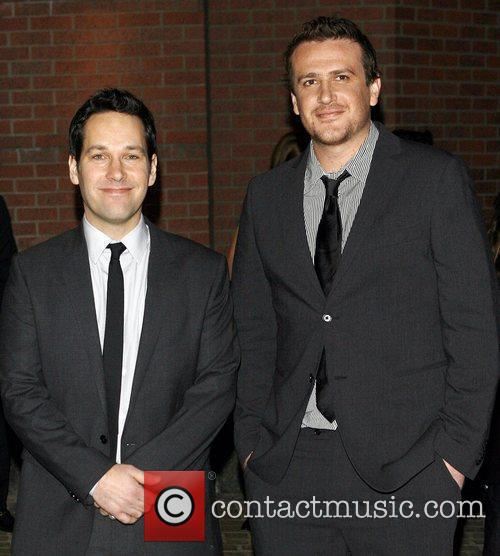 Paul Rudd and Jason Segel 1