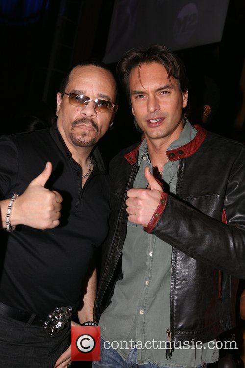 Ice-T at M2 Ultra lounge New York City,...