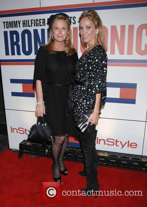 Kathy Hilton and Guest A celebration of Tommy...