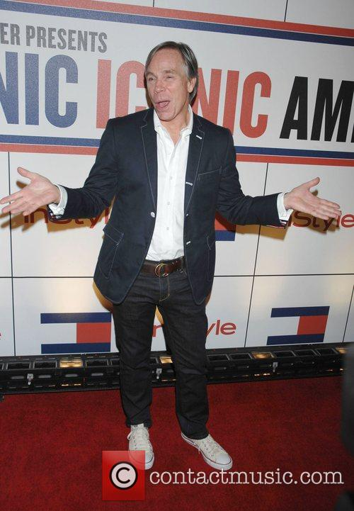 A celebration of Tommy Hilfigers's 'Ironic Iconic America'...