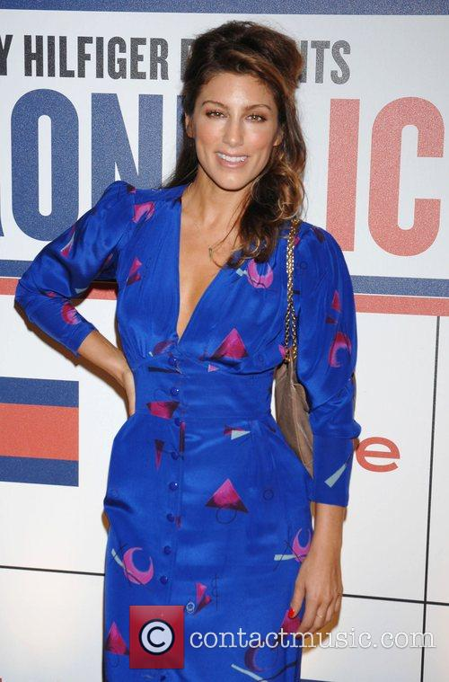 Jennifer Esposito and Tommy Hilfiger 3