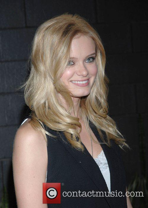 Sara Paxton and Tommy Hilfiger 2