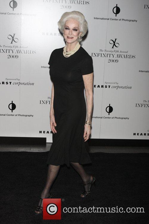 Carmen Dell'Orefice 25th annual Infinity Awards at Pier...