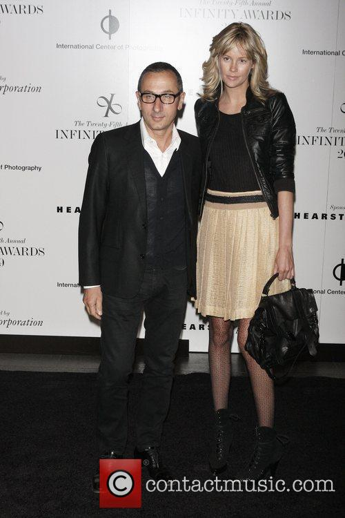 25th annual Infinity Awards at Pier Sixty, Chelsea...