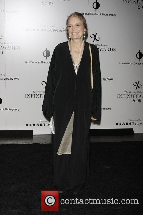 Gloria Steinem 25th annual Infinity Awards at Pier...