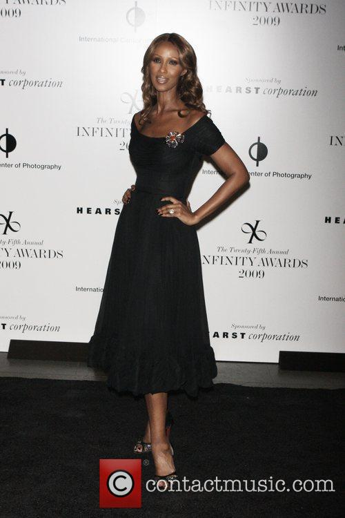 Iman 25th annual Infinity Awards at Pier Sixty,...