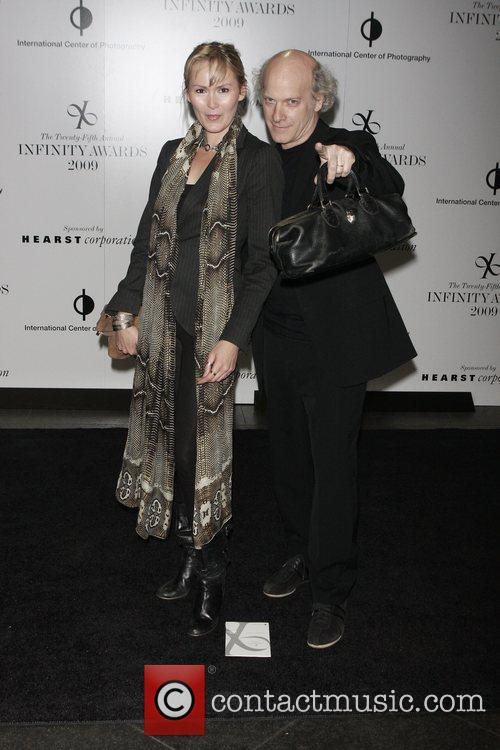 Tatiana Shoan and Timothy Greenfield-Sanders 25th annual Infinity...