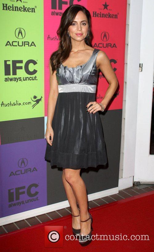 Eliza Dushku IFC's 9th Annual Indie Film Celebration...
