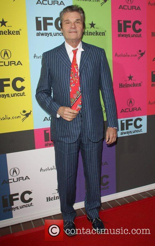Fred Willard IFC's 9th Annual Indie Film Celebration...